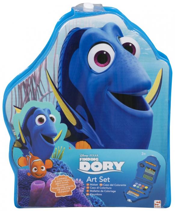 Trusa artistica Finding Dory 0