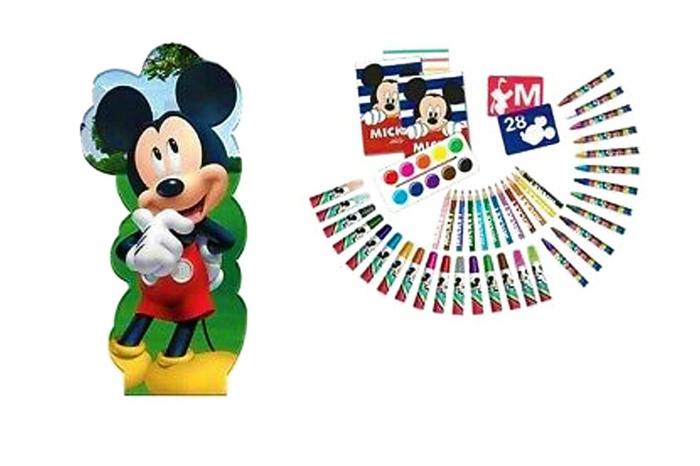 Trusa desen Mickey Mouse 56 piese 2