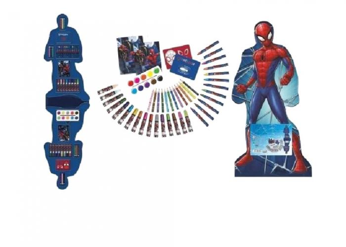 Trusa desen Spiderman 56 piese 0