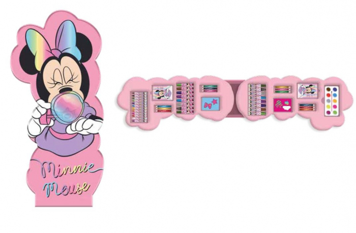 Trusa desen Minnie Mouse 56 piese [0]