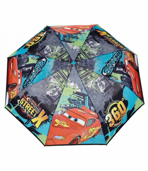 Umbrela Cars manuala 54 cm 0