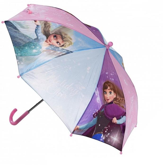 Umbrela Frozen mov 76 cm 3