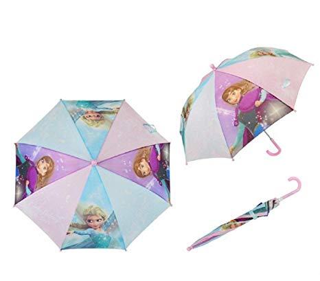 Umbrela Frozen mov 76 cm 2