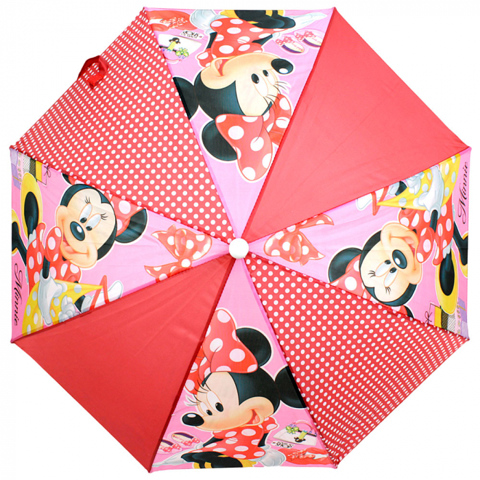 Umbrela manuala Minnie Mouse 69 cm 1