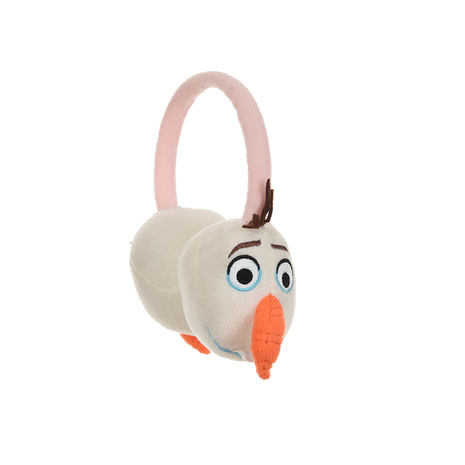 Urechi de iarna Frozen Olaf alb [1]