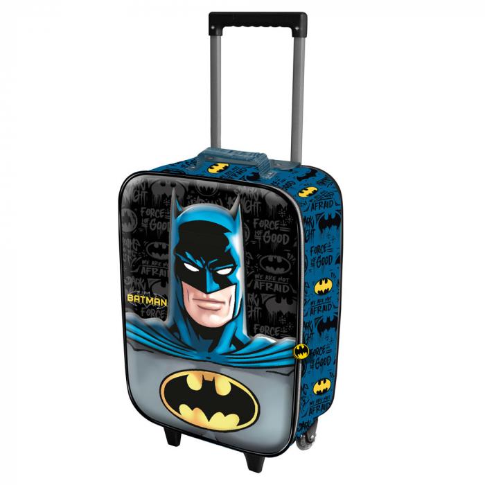 Valiza Troler Batman 3D 34x52x17 cm 0