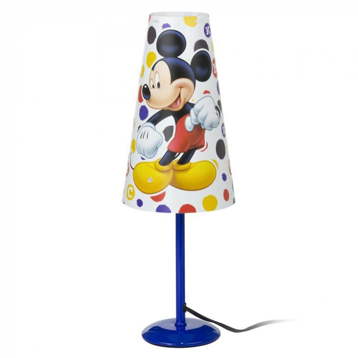 Veioza Mickey Mouse cu picior 38 cm [0]