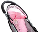 Carucior pentru papusi Little Princess Pink Grey [1]