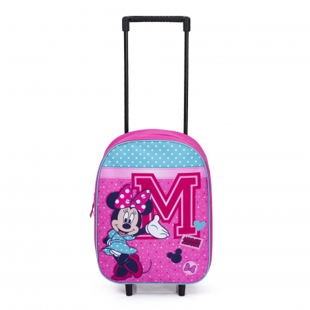 Troler scoala Minnie Mouse 39 cm Live in Style2