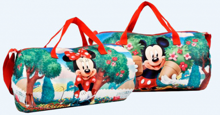 Geanta sport Minnie Mouse 43x24x24cm3