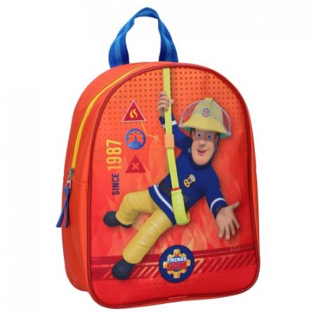 Ghiozdan gradinita Fireman Sam, 28x22x10 cm0