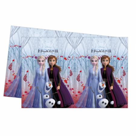 Fata de masa plastic Frozen II 120x180 cm [1]