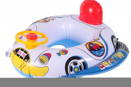 Colac gonflabil cu volan si spatar [3]