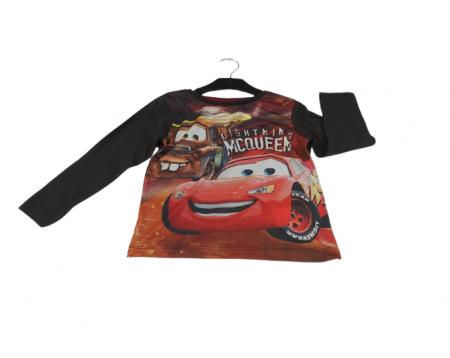 Bluza maneca lunga Cars Mc Queen [1]