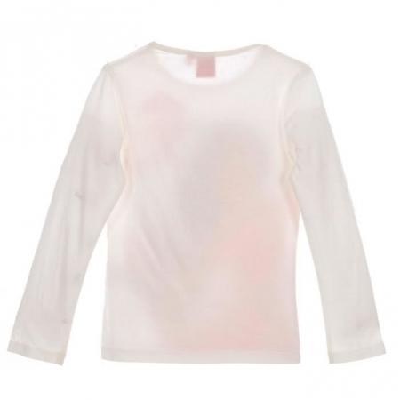 Bluza maneca lunga Elena din Avalor, alb, 4 ani, 104 cm1