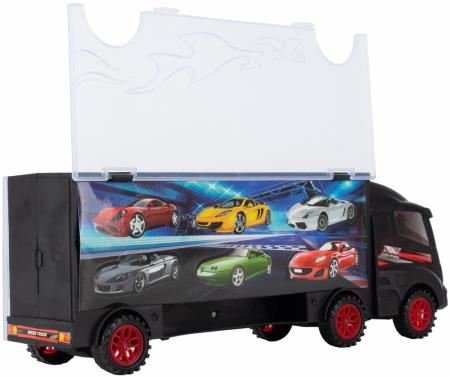 Camion valiza cu 6 masinute incluse [1]