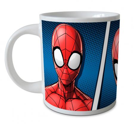 Cana ceramica Spiderman 237 ml [1]