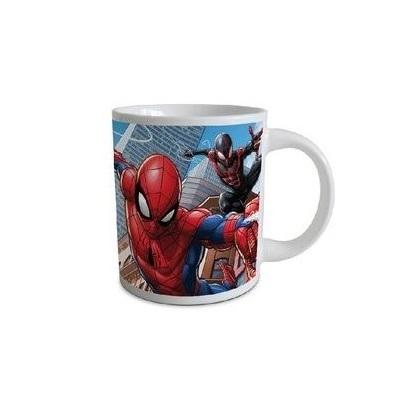 Cana ceramica Spiderman fly 237 ml [0]