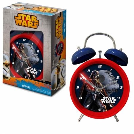 Ceas birou Star Wars desteptator 10 cm1