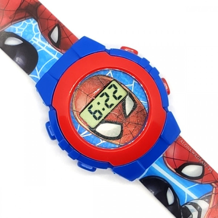 Ceas digital SPIDERMAN1