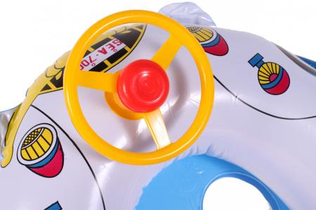 Colac gonflabil cu volan si spatar [4]