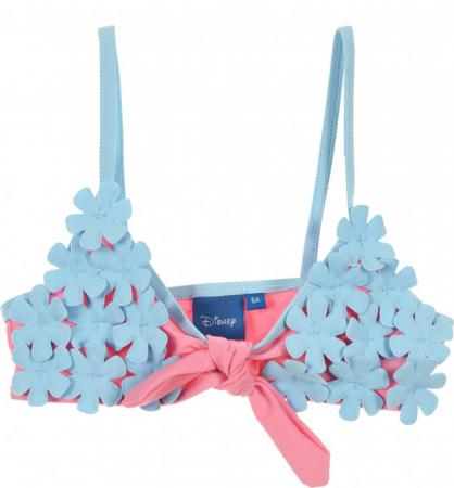 Costum baie Frozen 2 piese bleu 4 ani, 104 cm3