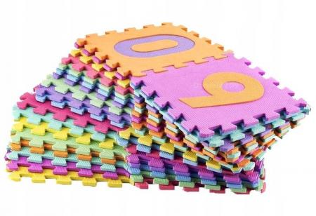 Covor puzzle din spuma, 36 piese, 29 x29 cm [2]