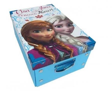 Cutie depozitare din carton, Frozen0