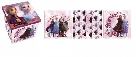 Cutie depozitare jucarii Frozen II 30x30x30 cm1
