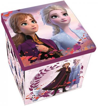 Cutie depozitare jucarii Frozen II 30x30x30 cm0