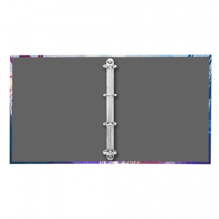 Dosar A4 4 inele ProDG Jump 28x33x5 cm0