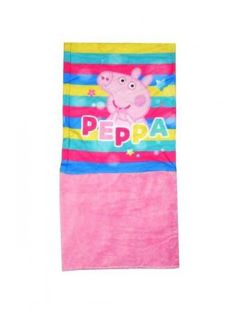 Fular guler Peppa Pig coral roz [0]