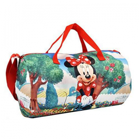 Geanta sport Minnie Mouse 43x24x24cm2
