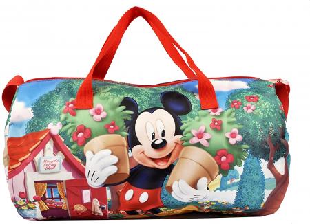 Geanta sport Minnie Mouse 43x24x24cm1