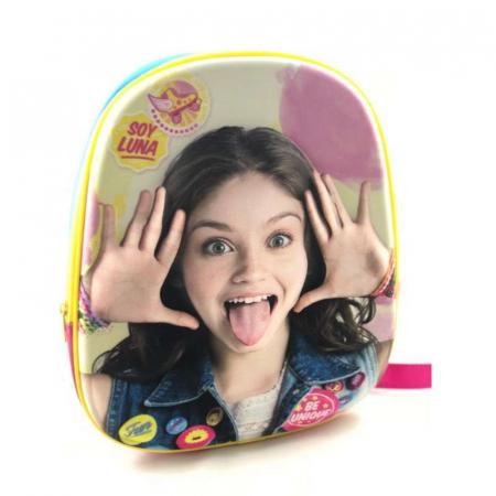 Ghiozdan Soy Luna 3D 32 cm0