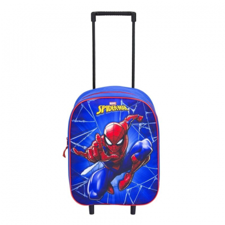 Ghiozdan troler Spiderman 39 cm0