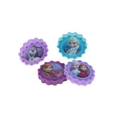Guma sters Frozen set 4 bucati2