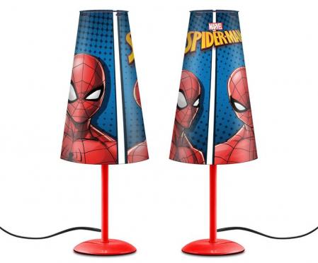 Veioza Spiderman cu picior1