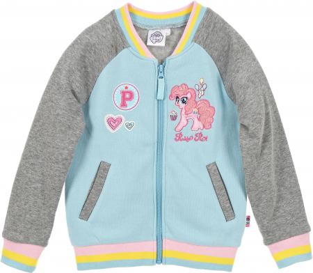 Jacheta My Little Pony bleu 6 ani,116 cm0