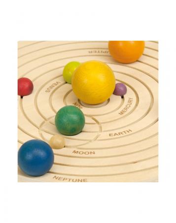 Joc educativ din lemn, Sistemul Solar 3D [6]