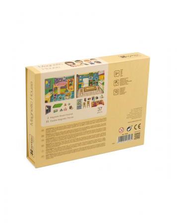 Joc magnetic House, 37 piese [5]