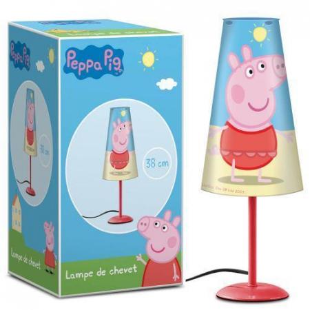 Lampa de veghe Peppa Pig,cu conectare la priza1