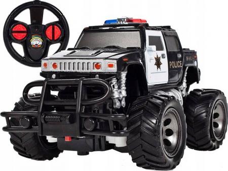 Masina de politie 17x12x11 cm [4]
