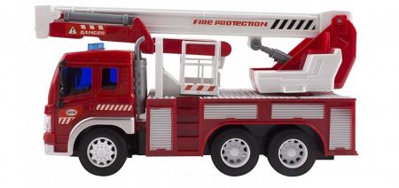 Masina de pompieri cu sunet si lumini0