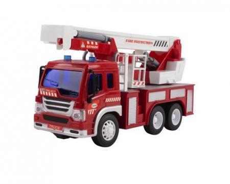 Masina de pompieri cu sunet si lumini1
