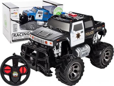 Masina de politie 17x12x11 cm [0]