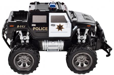 Masina de politie 17x12x11 cm [2]