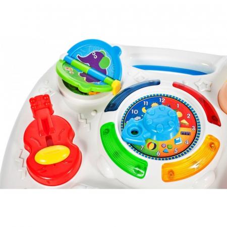 Jucarie interactiva Girafa Masuta cu activitati pentru bebelusi cu sunete si lumini [2]