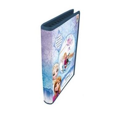 Mini trusa desen Frozen II 24 piese2