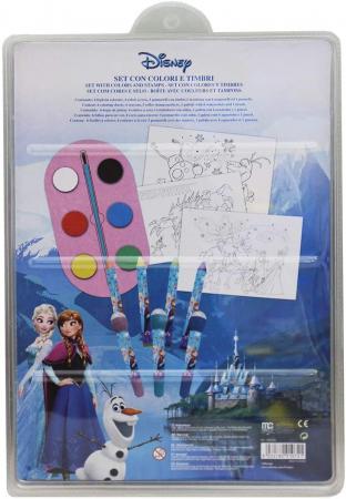 Mini trusa desen Frozen II 17 piese [1]